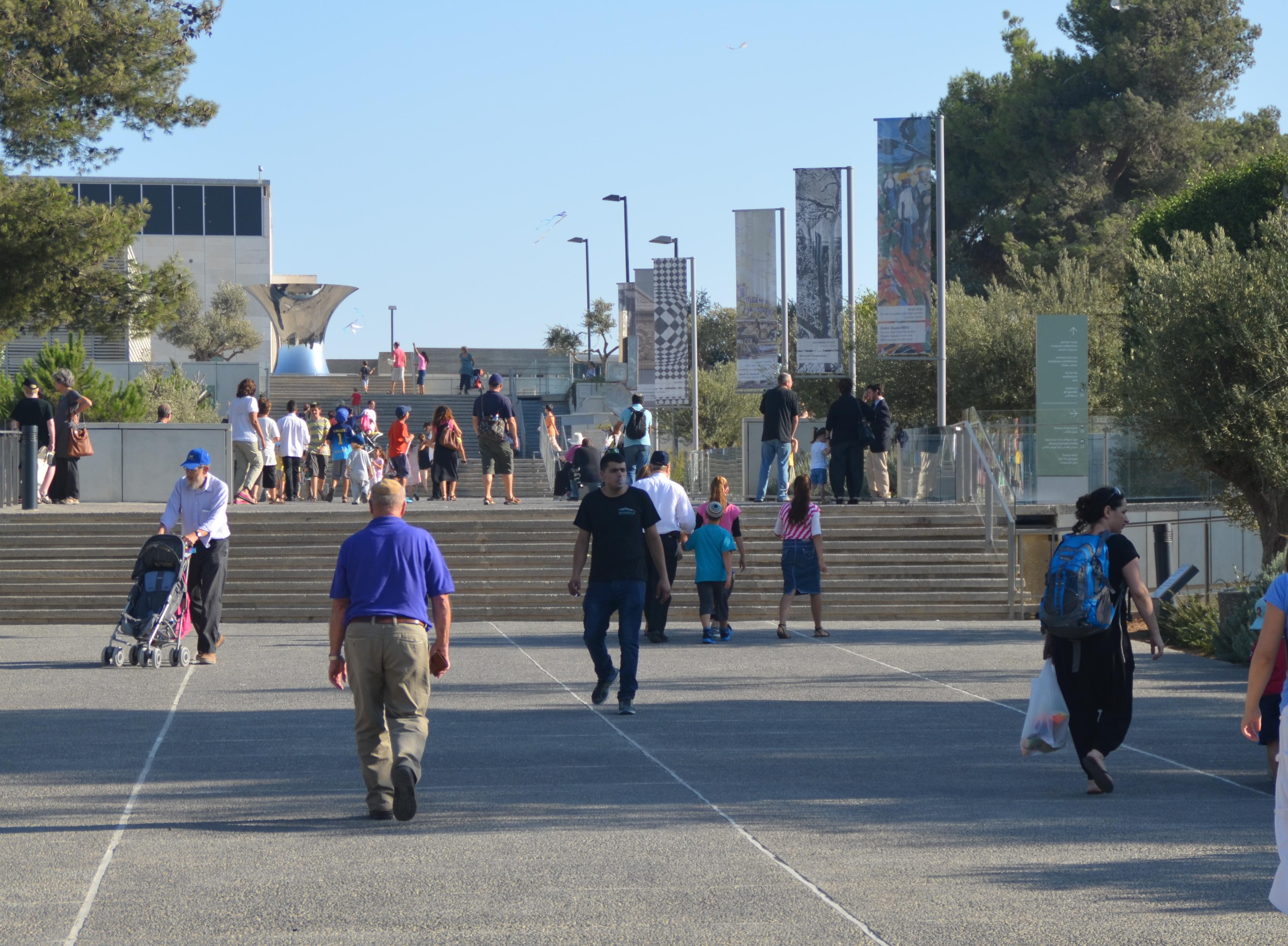 Israel Museum Kite Festival