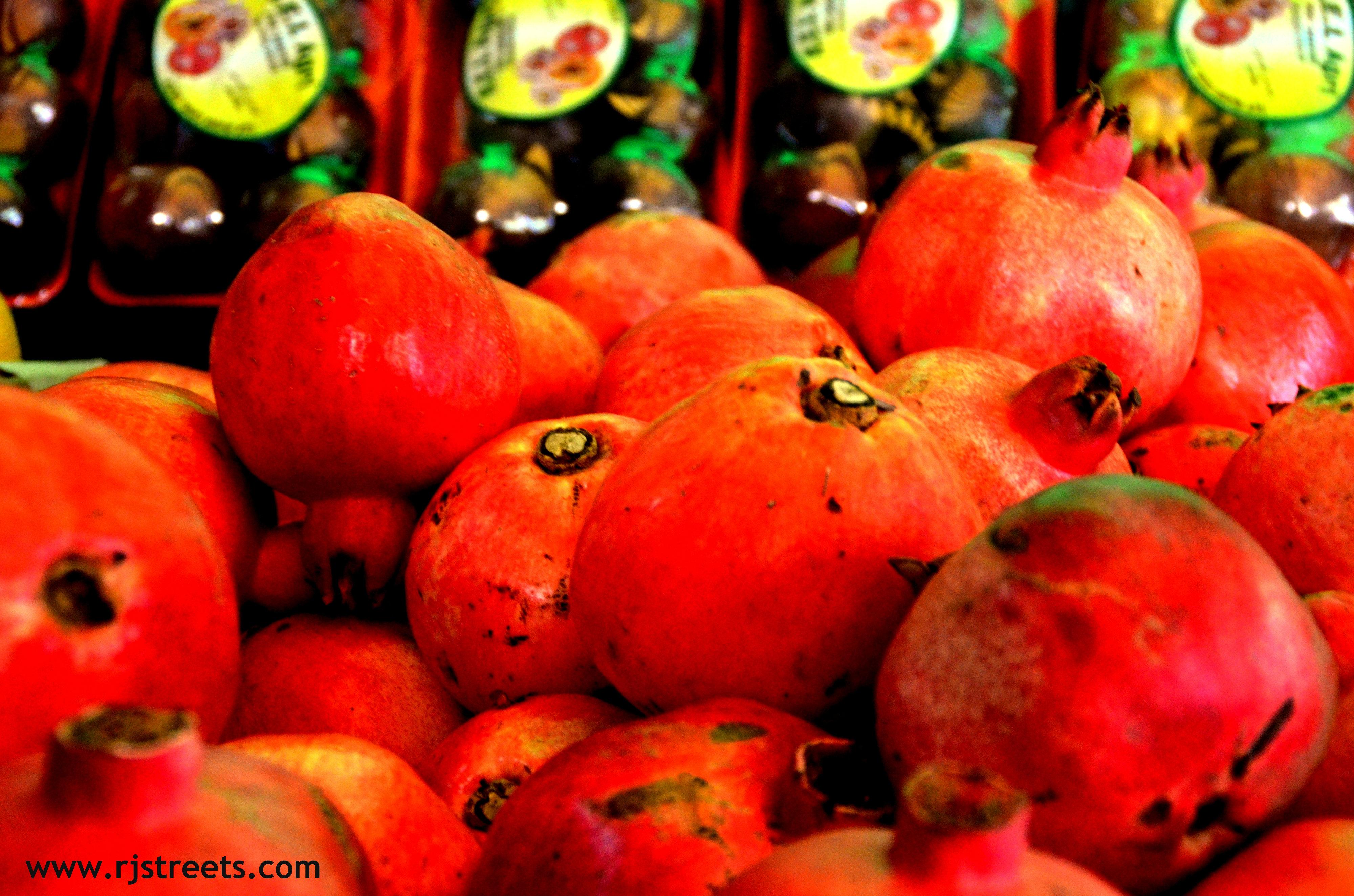 image pomegranets.