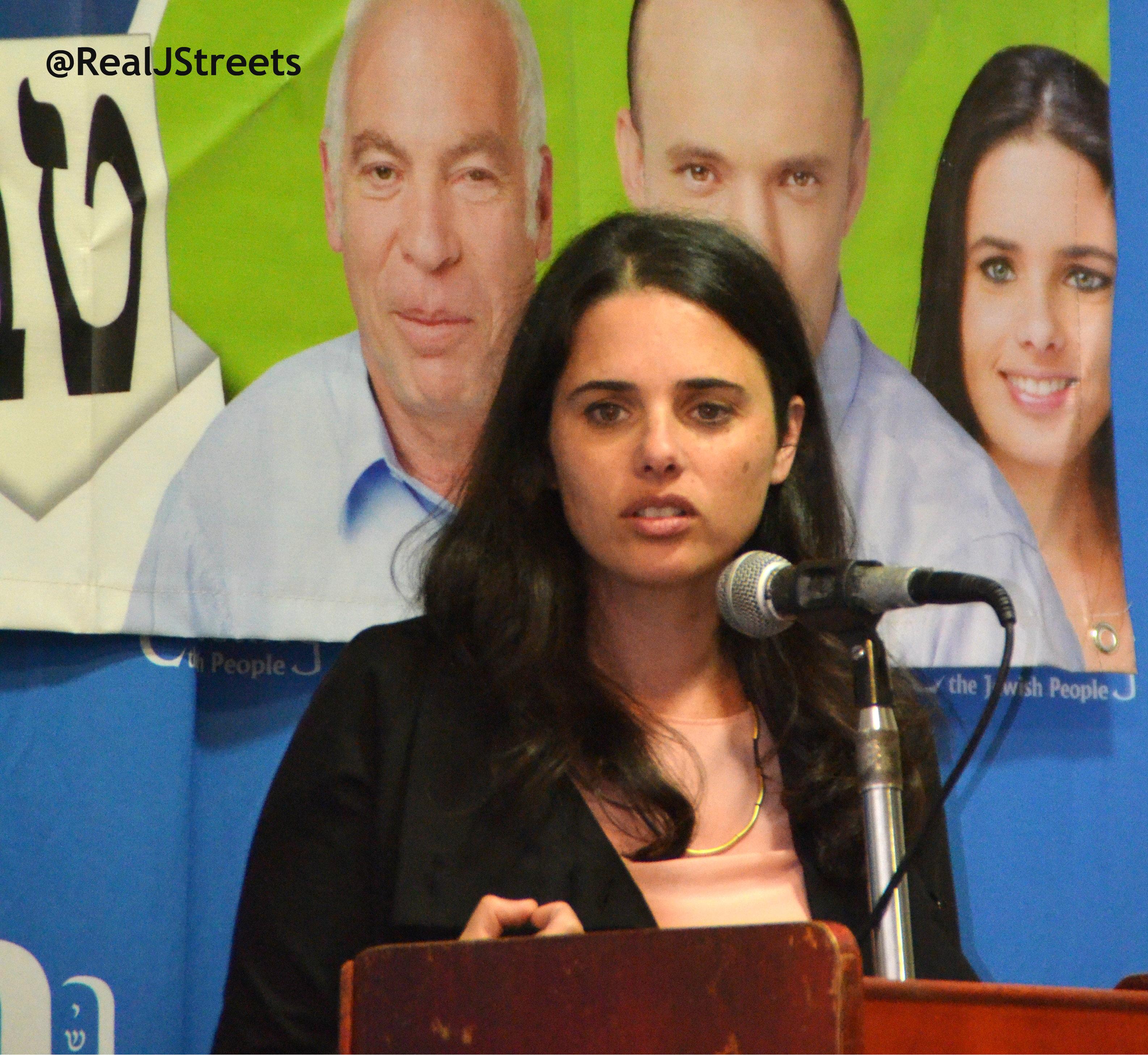 Jerusalem elections Bayit hayehudi Aylet Shaked