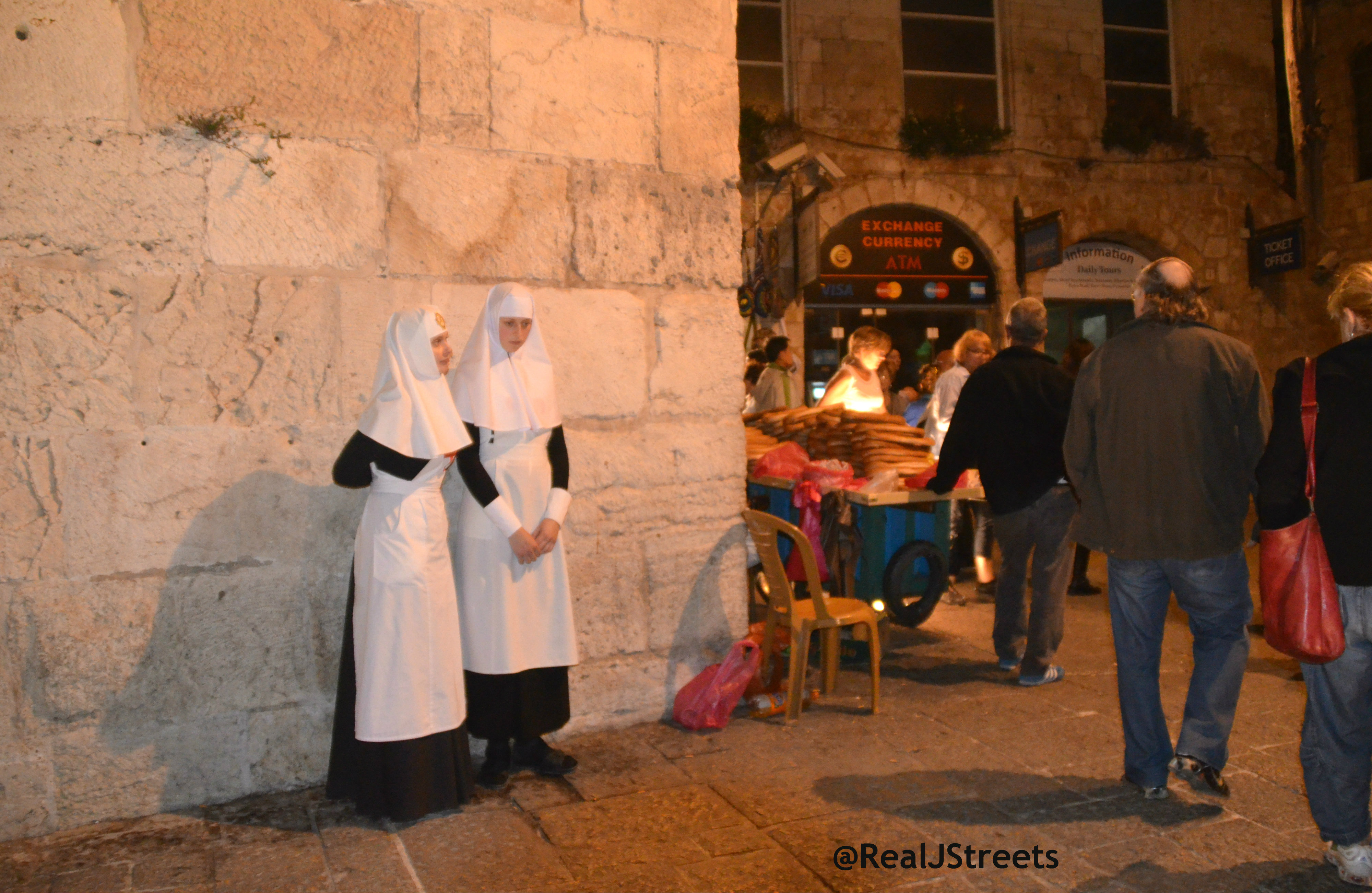 image inside Jaffa GAte