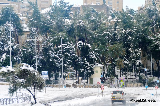image snow in Jerusalem ,photo Jerusalem snow