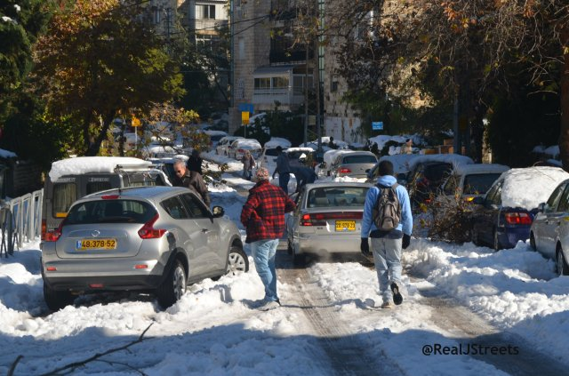 image Jerusalem snow, photo snow in Jerusalem, picture snow Israel