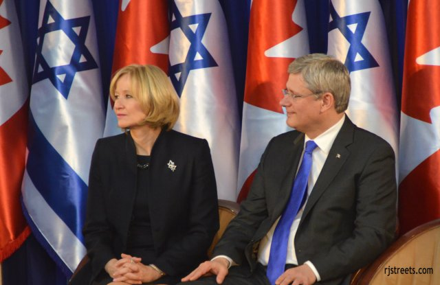 photo PM Canada, image Steven Harper, picture Steven Harper and wife