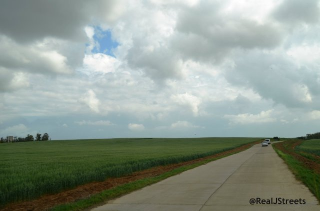 image Israel near Gaza, road photo near Gaza
