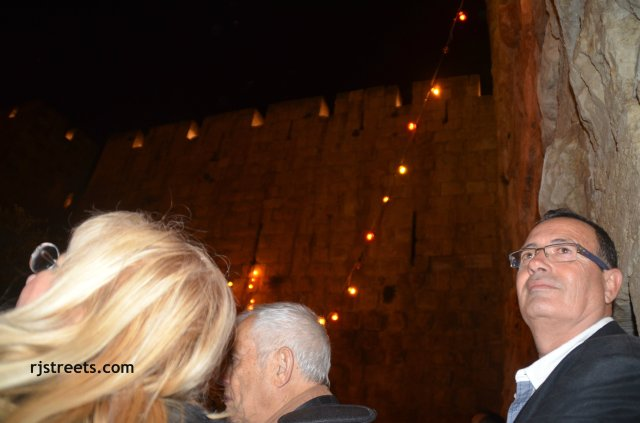 image moat, photo Sounds of Old City, Jerusalem music