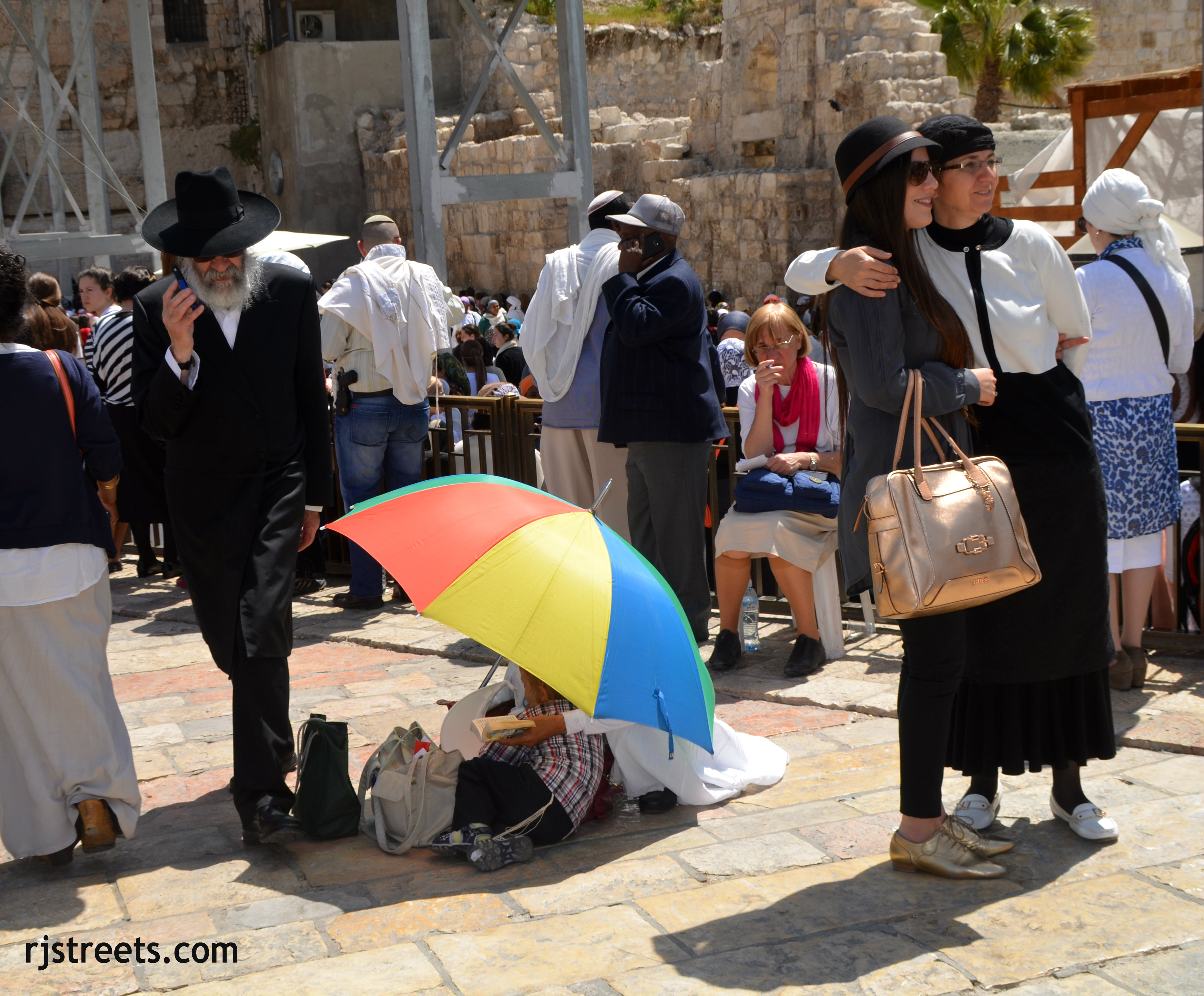 image Wailing Wall, photo Passover