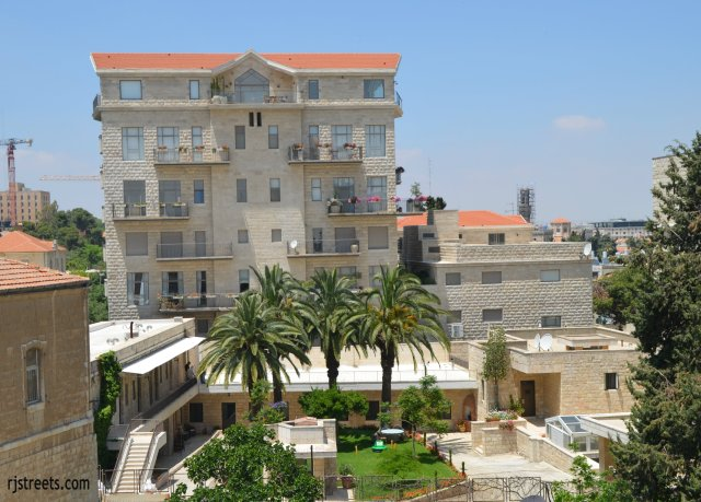 image view Jerusalem