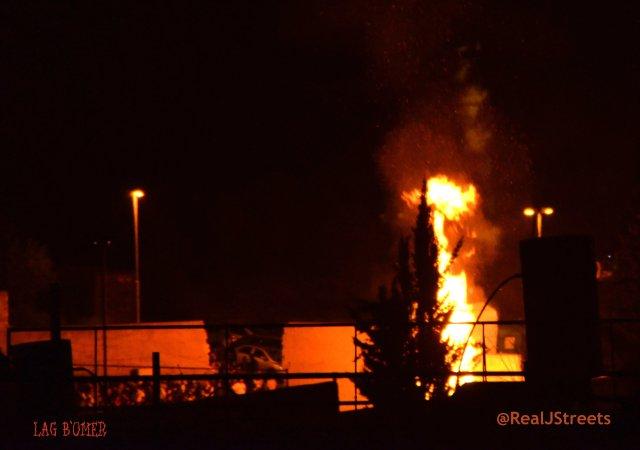 image fire, photo large bonfire, picture lag bomer