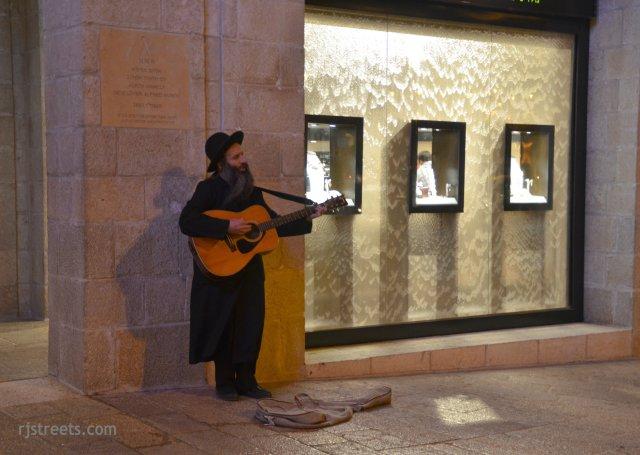 image street musician