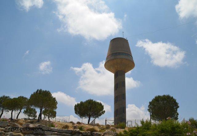 image water tower AlonShuvt