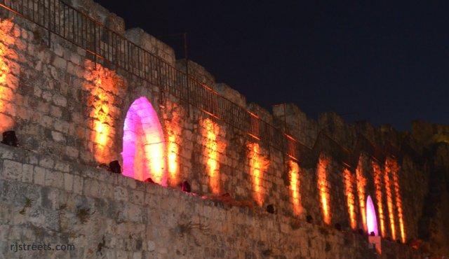 image Jerusalem light festival