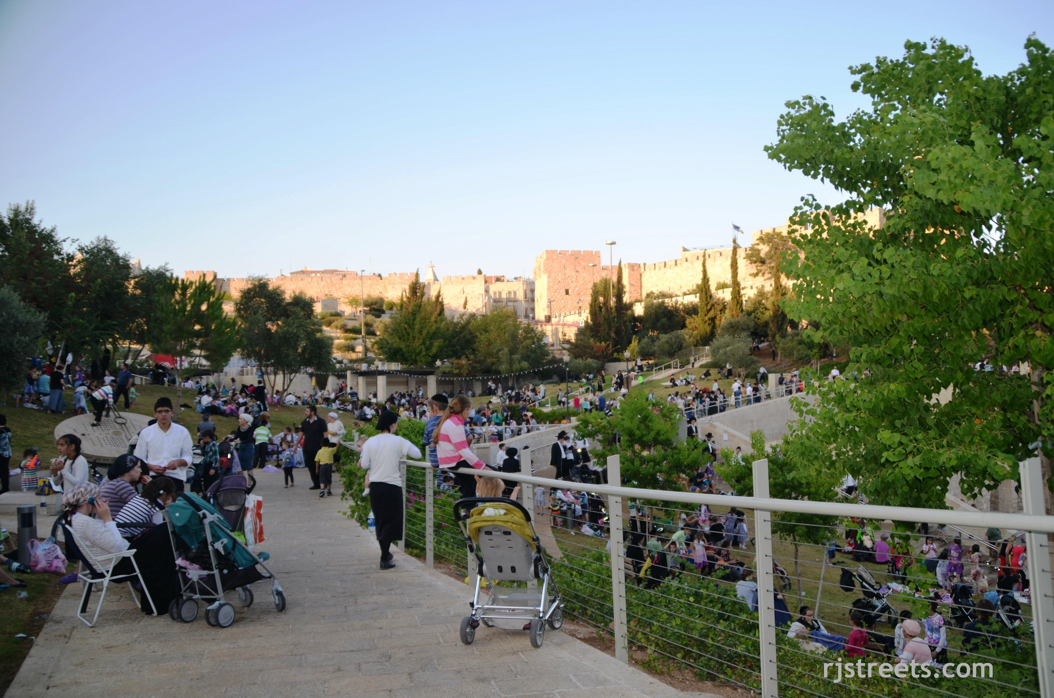 image Teddy Park Jerusalem