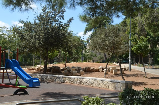 image small park in Israel