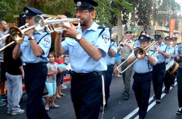 image Israel police