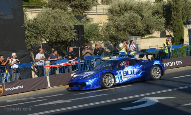 image race car Jerusalem