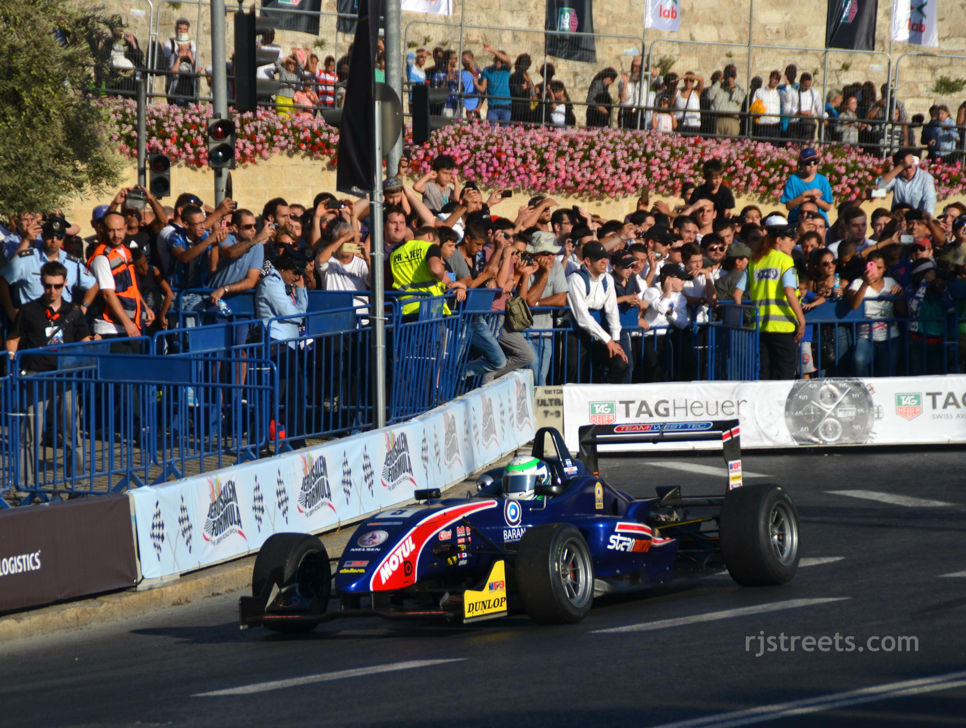image Jerusalem formula car