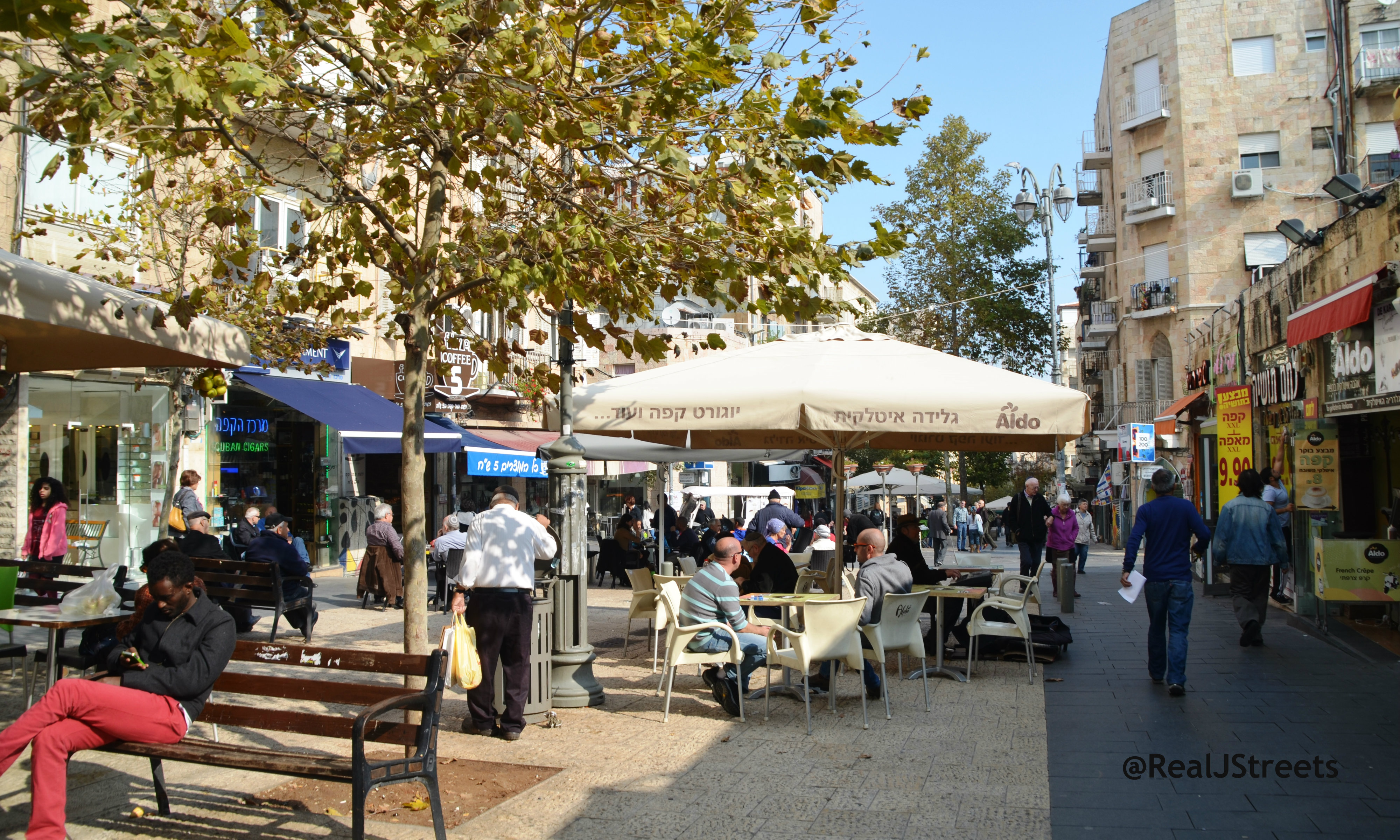 image jerusalem street