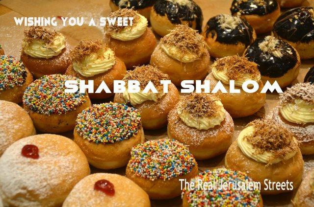 image suffganiot, donuts