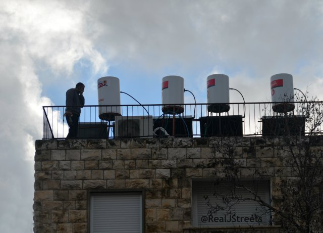 photo water tanks on roof