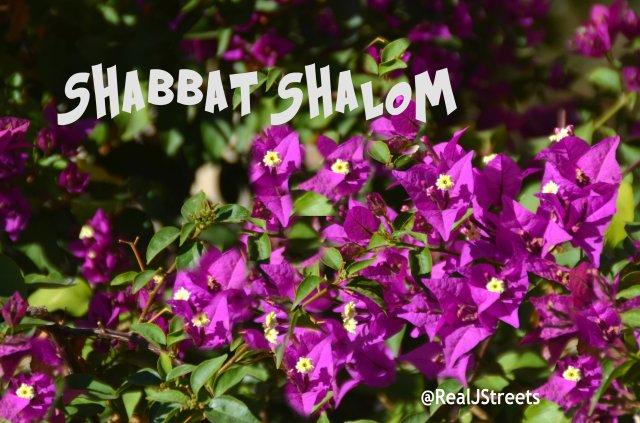 Sign Shabbat Shalom