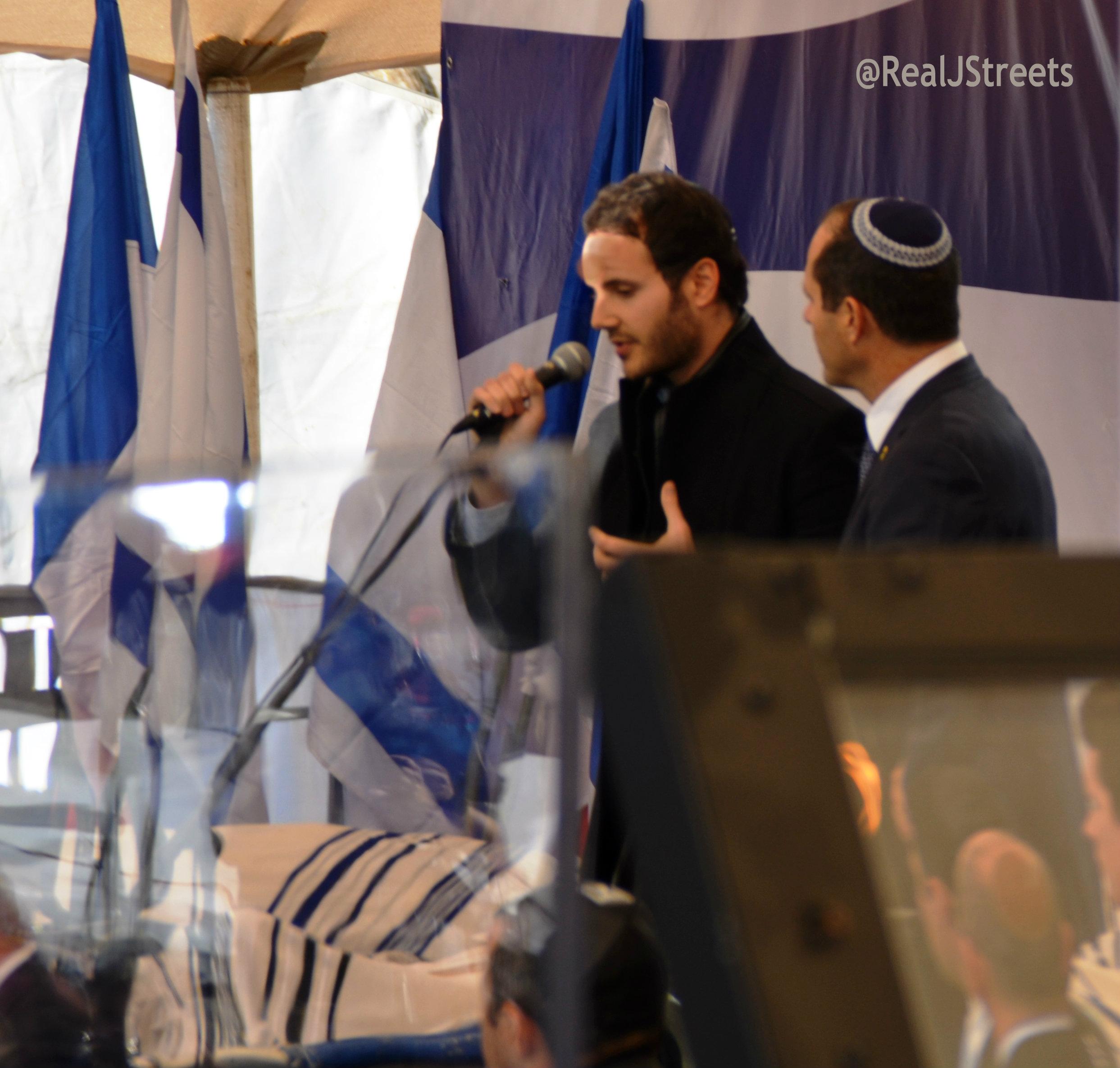 funeral speaking