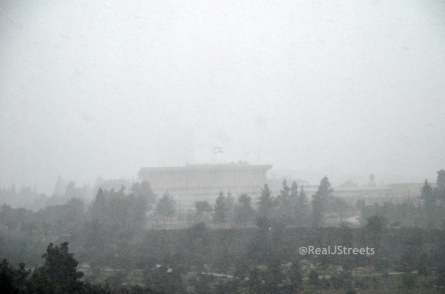 image hail storm knesset
