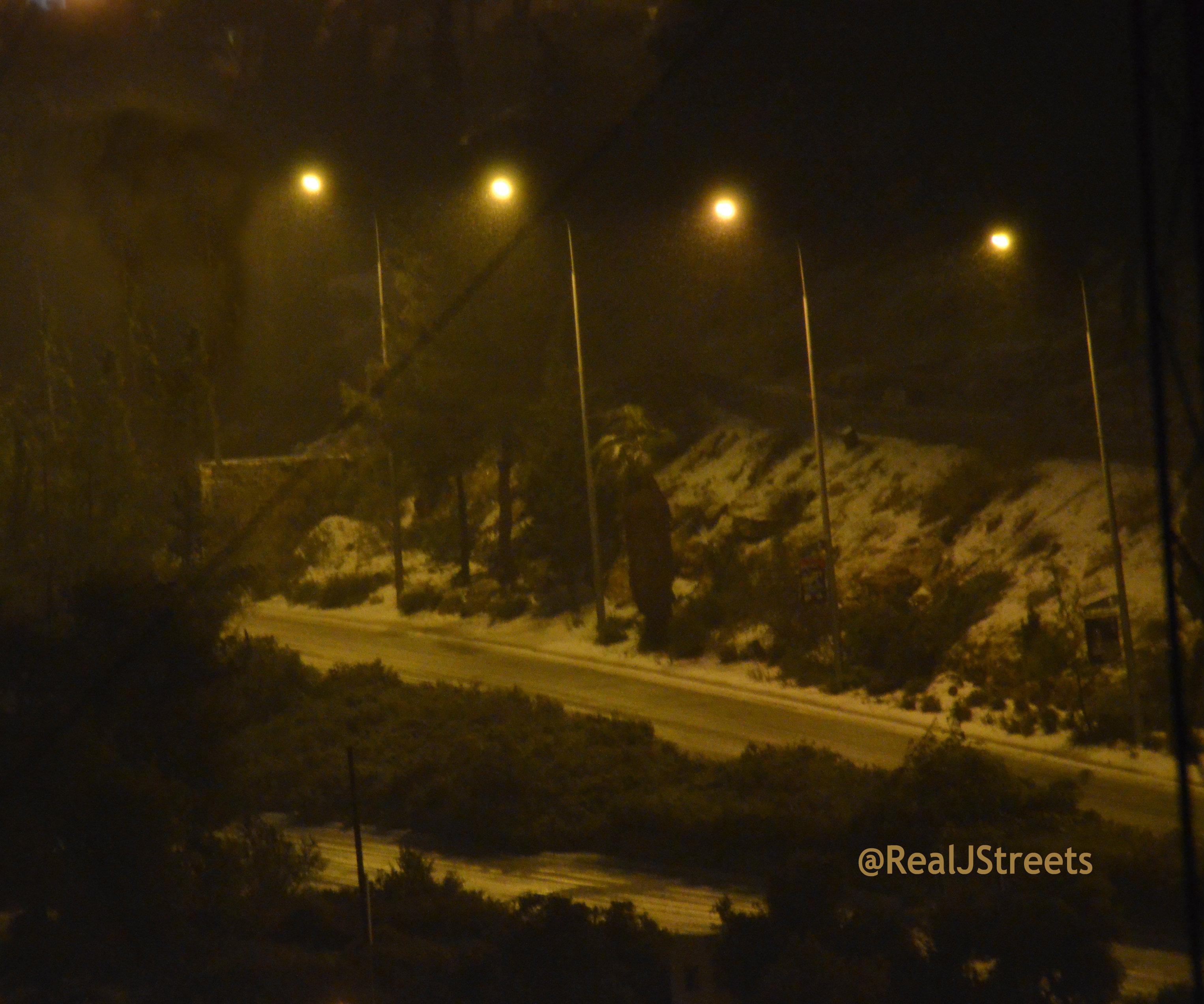 #WhiteJerusalem