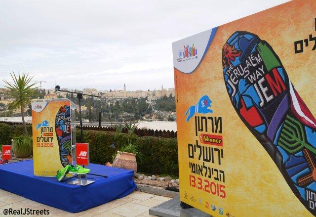 image Jerusalem marathon