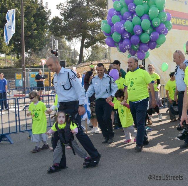 Jerusalem marathon special races