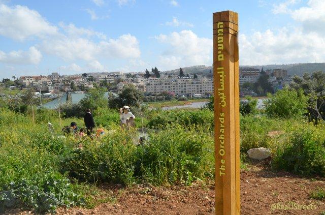 Jerusalem Israel park