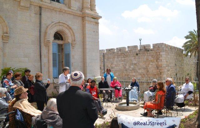 St Lousi French Hospital Jerusalem Israel