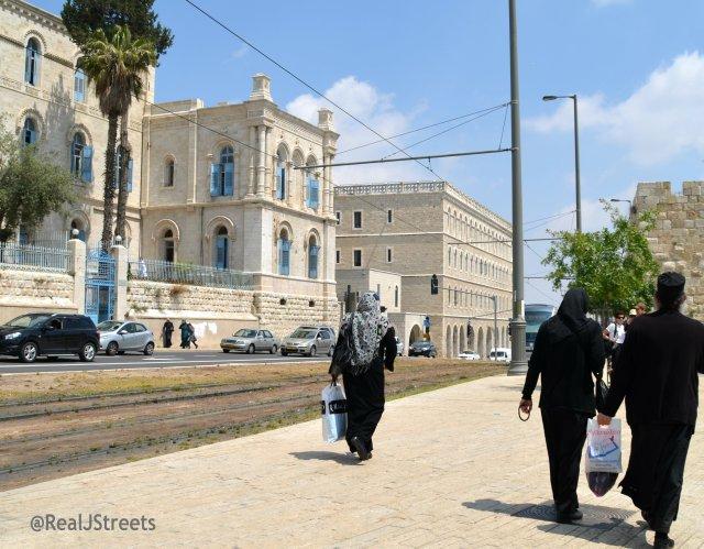 French Hosptial Jerusalem