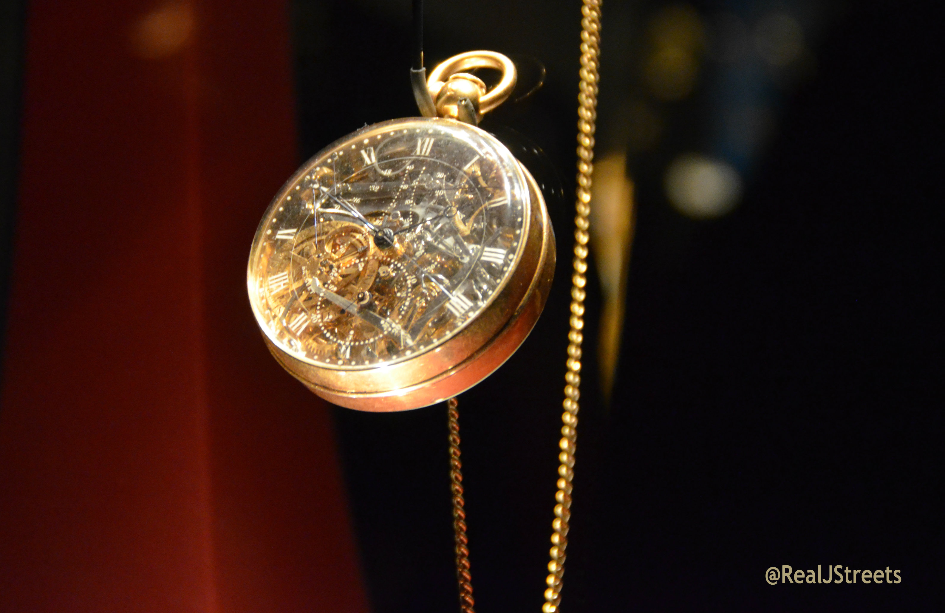 Breguet watch for Marie Antoinette
