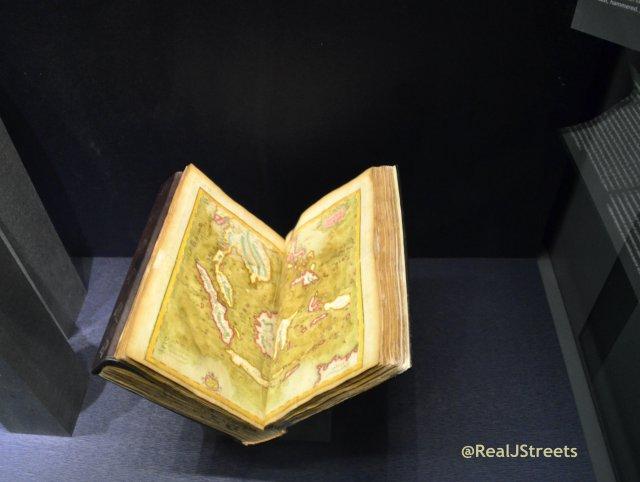 book in Islamic Museum