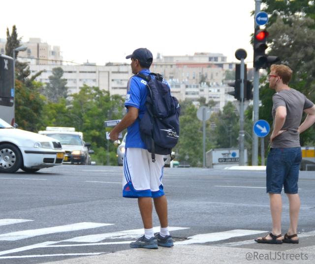 Israeli mailman