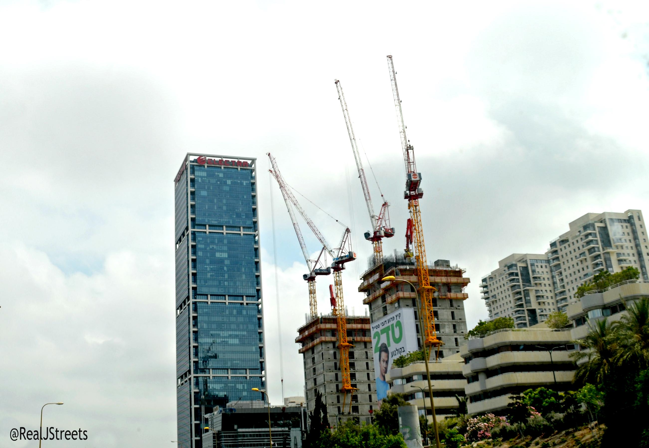 building in Tel Aviv