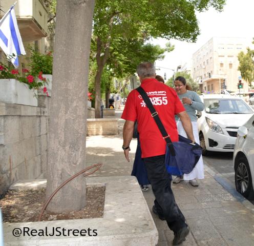 mailman Israel
