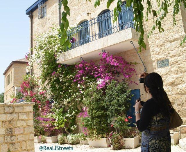photo walk in Yemin Moshe