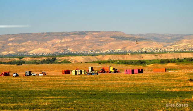 West Bank view of JOrdan