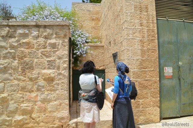 Yemin Moshe scaneger hunt