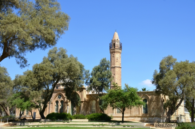 large mosque in Beer Sheva