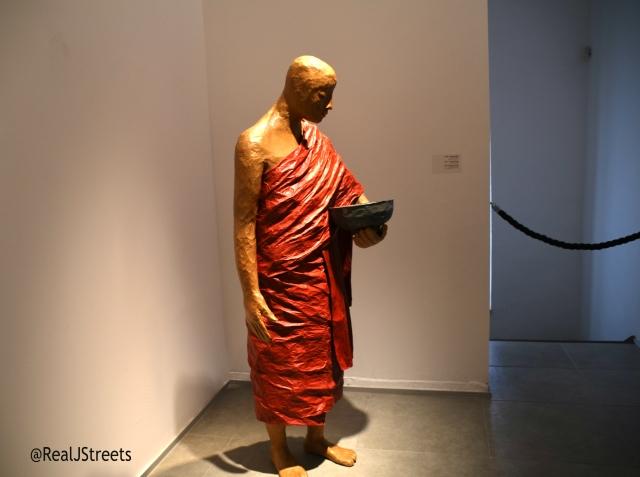 The Burmese Story by Naamoa Aaronson
