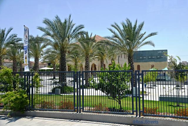 Carasson Science Park in Beer Sheva