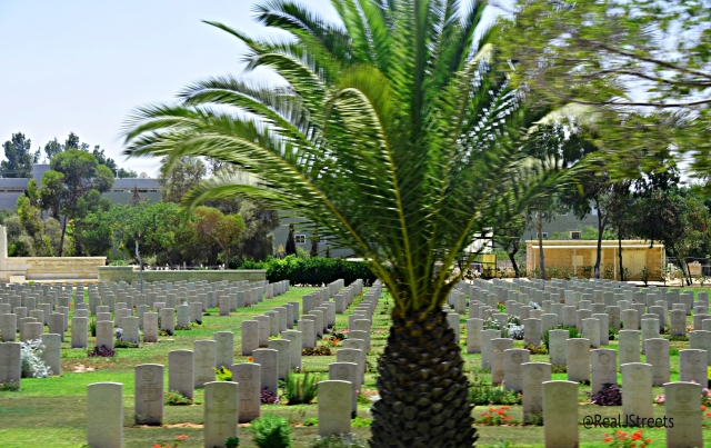 ANZAC cemetery Beer Sheva