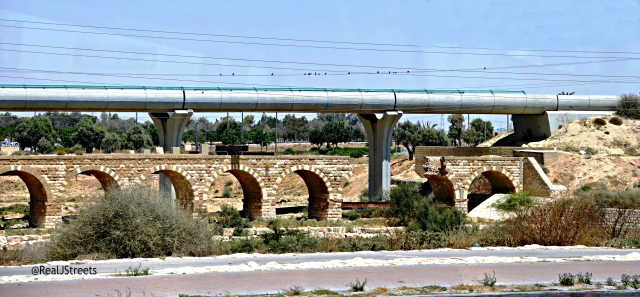 Beer Sheva old and new