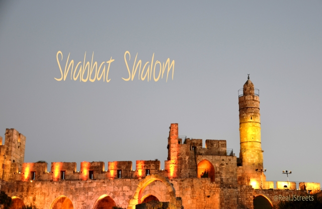 Shabbos poster