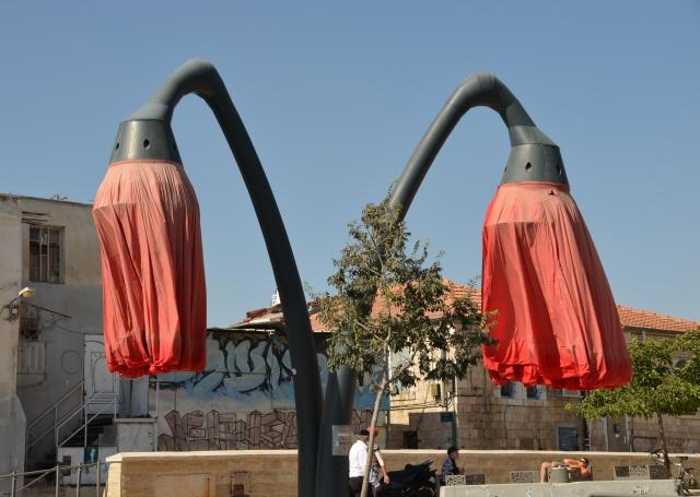 street installation Varda