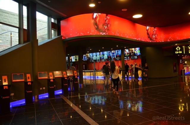 cinema in Jerusalem