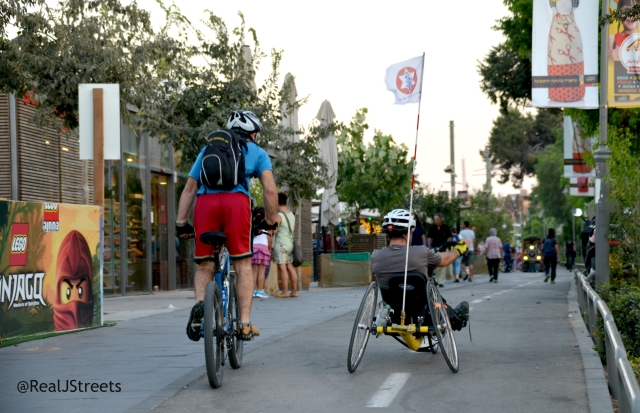 handicap bike