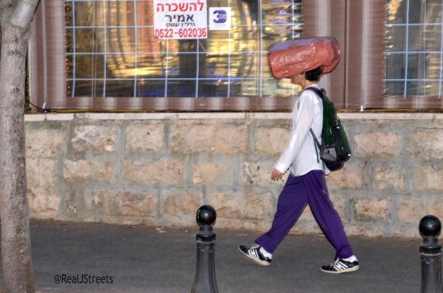 Jerusalem street photo